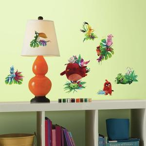 Angry Birds the Movie Peel and Stick Wall Decals