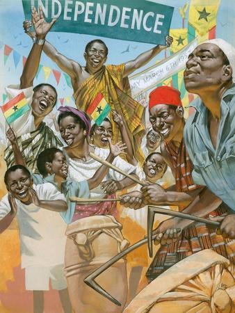 West Africa Awakes