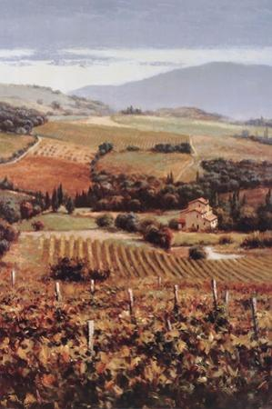 Golden Vineyard I by anh Seung koo