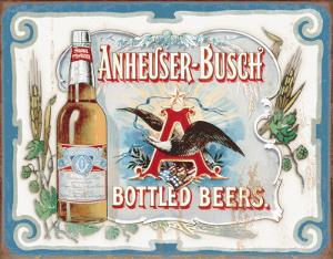 Anheuser Busch - Bottled Beers