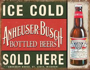 Anheuser-Busch - Ice Cold