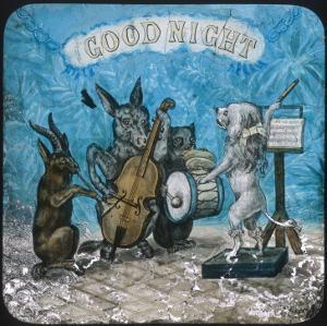 Animal Band Good Night