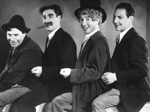 Animal Crackers, Chico Marx, Groucho Marx, Harpo Marx, Zeppo Marx, 1930