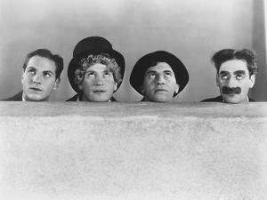 Animal Crackers, Zeppo Marx, Harpo Marx, Chico Marx, Groucho Marx, 1930