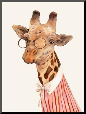 Ms. Giraffe by Animal Crew