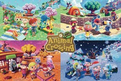 Animal Crossing - Four Seasons