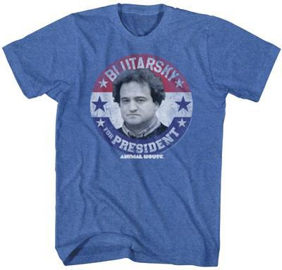 Animal House- Blutarsky For Prez Button