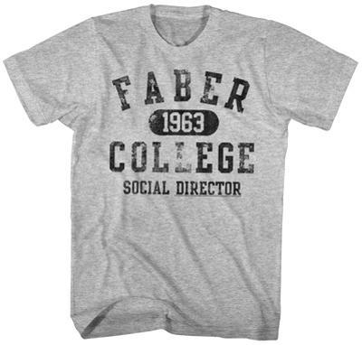 Animal House- Faber College Social Director