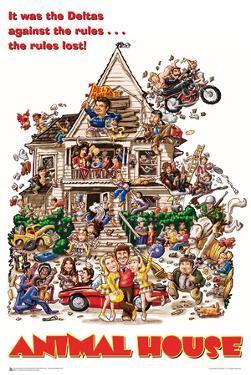 Animal House One Sheet