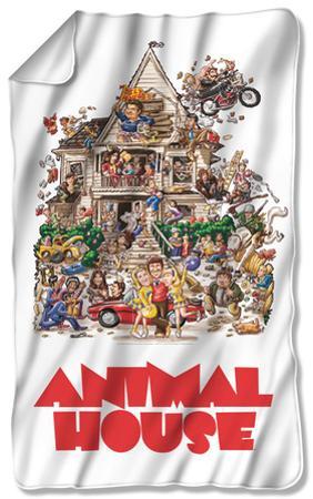 Animal House - Poster Fleece Blanket