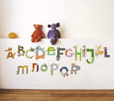Beau Animals Alphabet