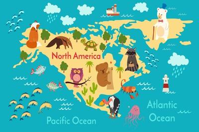 https://imgc.allpostersimages.com/img/posters/animals-world-map-north-america_u-L-Q11TG100.jpg?p=0