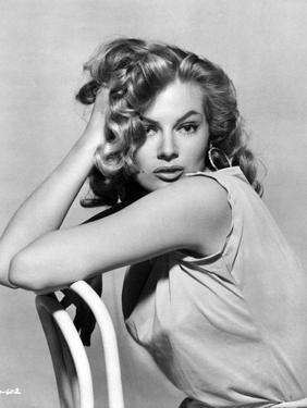 Anita Ekberg, 1955