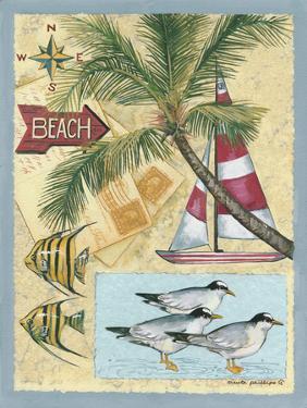 Beach by Anita Phillips