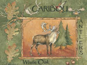 Caribou by Anita Phillips