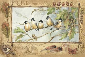 Chickadee by Anita Phillips