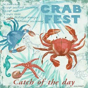 Crab Fest by Anita Phillips