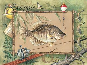 Crappie by Anita Phillips