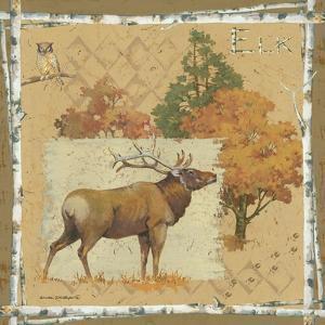 Elk by Anita Phillips