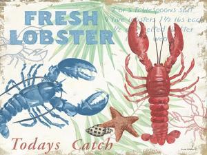 Fresh Lobster - Beige by Anita Phillips