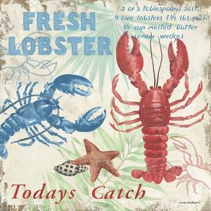 Fresh Lobster by Anita Phillips