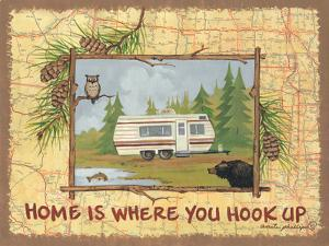 Home Is Where You Hook Up by Anita Phillips