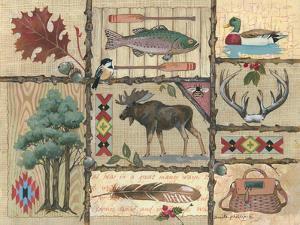 Joys of Fishing by Anita Phillips