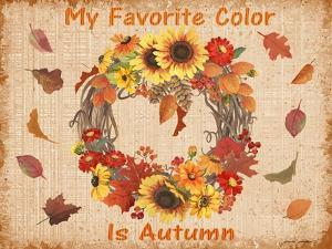 My Favorite Color by Anita Phillips