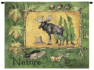 Nature Moose by Anita Phillips