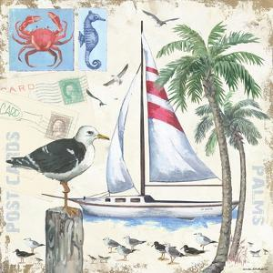 Post Cards and Palms by Anita Phillips