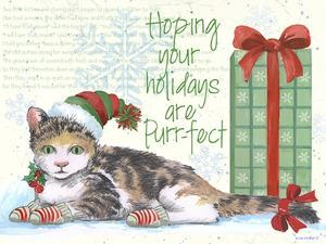Purrfect Holidays II by Anita Phillips