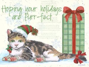 Purrfect Holidays by Anita Phillips