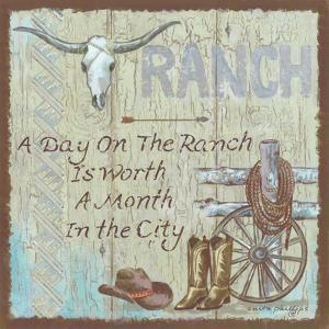 Ranch by Anita Phillips