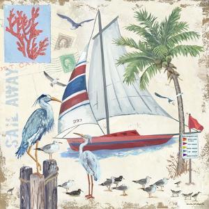 Sail Away by Anita Phillips