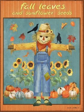 Sunflower Seeds by Anita Phillips