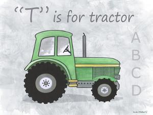 Tractor by Anita Phillips
