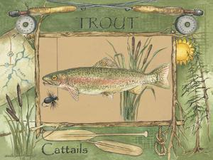 Trout by Anita Phillips