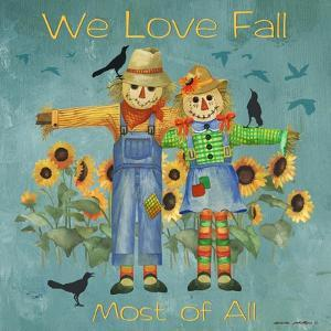 We Love Fall by Anita Phillips