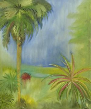 Small Low Country I by Anitta Martin