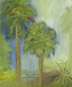 Small Low Country II by Anitta Martin