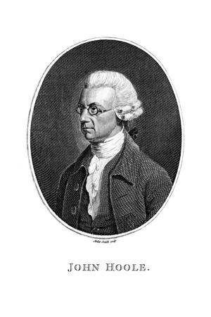 John Hoole, Translator