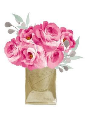 Blossom Perfume 2 by Ann Bailey
