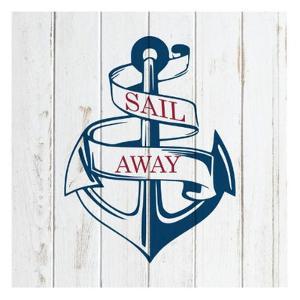 Sail Away 2 by Ann Bailey