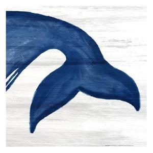 Whale Tails 3 by Ann Bailey