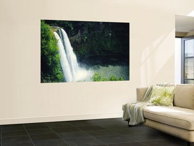Wailua Falls by Ann Cecil