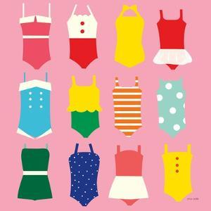 Bathing Suits Galore by Ann Kelle