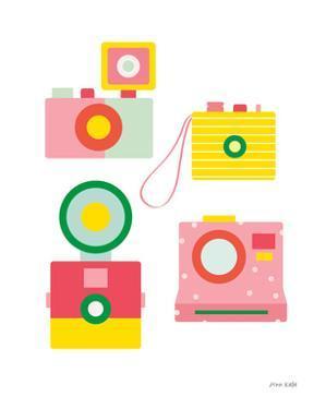 Camera Shy II by Ann Kelle