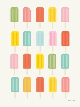 Colorful Popsicles by Ann Kelle