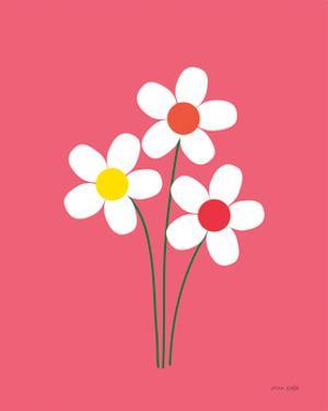 Daisies I by Ann Kelle