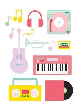Lets Listen to Music I by Ann Kelle